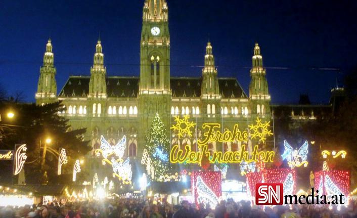 Karar verildi! Viyana Noel pazarları kuruluyor